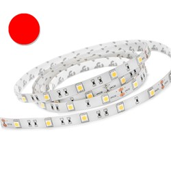Picture of Banda LED 3528 60 SMD 4,8W ROSIE Permeabila