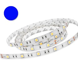 Picture of Banda LED 3528 60 SMD 4,8W ALBASTRA Permeabila