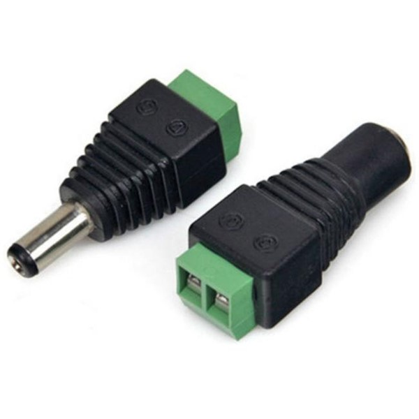 Picture of Conector DC MALE pentru banda LED