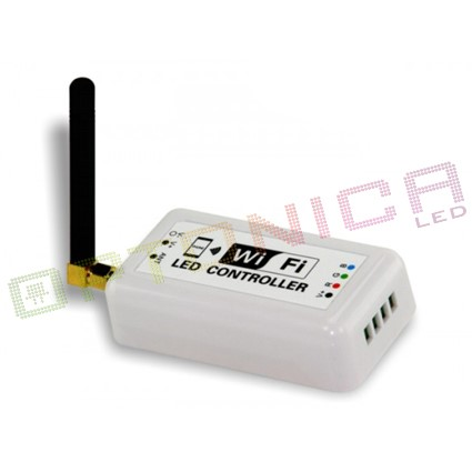 Picture of Controler WiFi RGB DC7.5-24V 12A