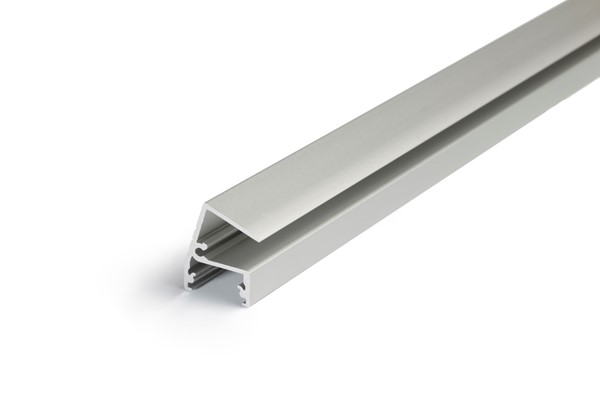 Picture of LED profile EDGE10 BC 2000 anodizat