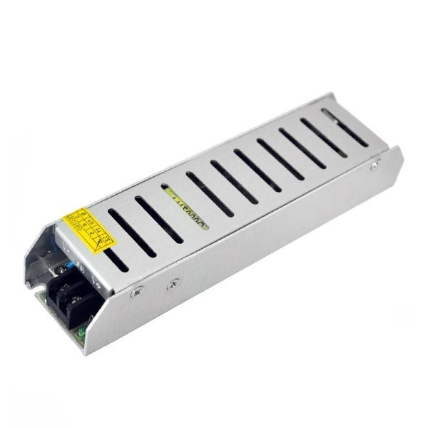 Picture of Sursa de alimentare Banda LED 250W 12V 20A - METAL - SLIM