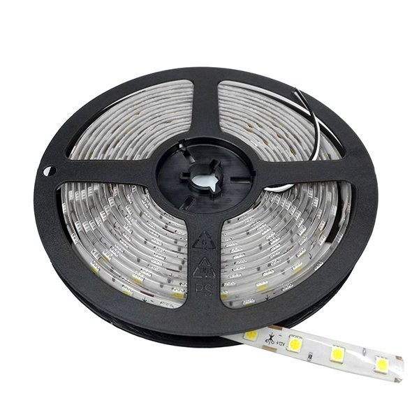 Picture of Banda LED 5050 60 SMD/M 14,4W ALB RECE Impermeabila SILICON PROFESSIONAL