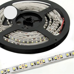 Picture of Banda LED 3528 204 SMD/M 16,5 W ALB  Permeabila PROFESSONAL