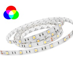 Picture of Banda LED 5050 30 SMD/M 7.2W  RGB Permeabila