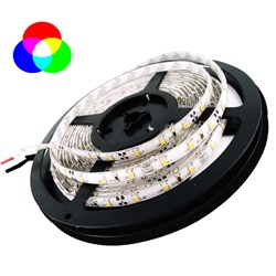 Picture of Banda LED 5050 60 SMD/M14,4W RGB Impermeabila SILICON PROFESSONAL