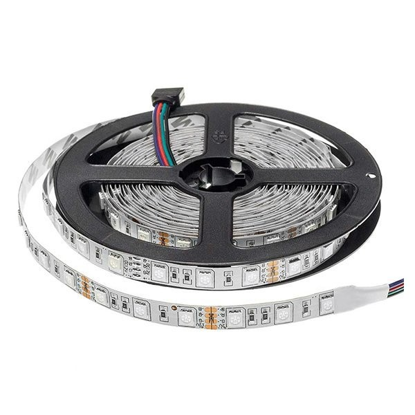 Picture of Banda LED 5050 60 SMD/M14,4W RGB Permeabila PROFESSIONAL