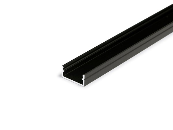 Picture of LED profile BEGTON12 J/S 2000 black anodizat