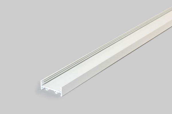 Picture of LED profile VARIO30-01 ACDE-9/TY 1000 white painted