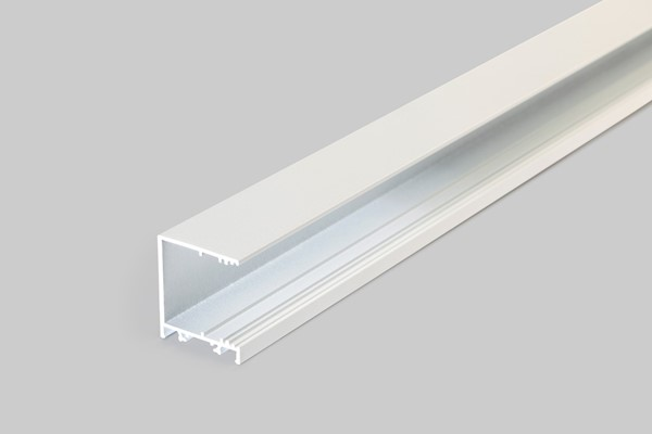 Picture of LED profile VARIO30-03 ACDE-9/TY 1000 white painted