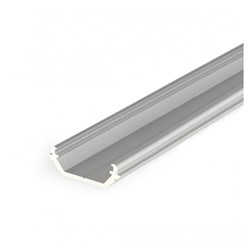 Picture of profile LED QUARTER10 BD/U6 2000 anodizat