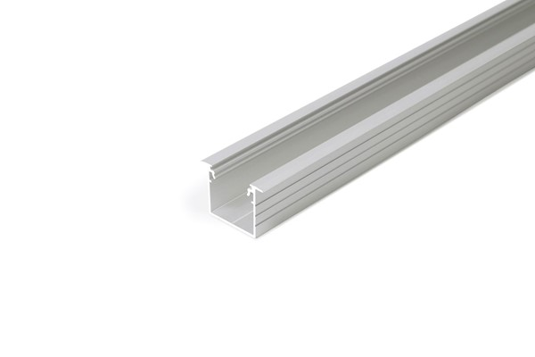 Picture of LED profile LINEA-IN20 EF/U7 2000 aluminiu anodizat