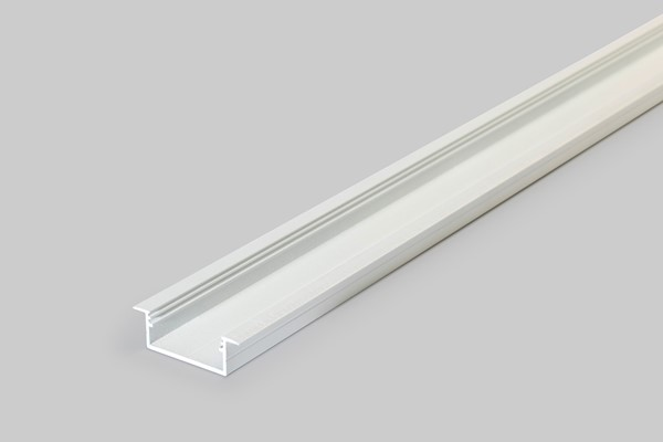 Picture of LED profile VARIO30-06 ACDE-9/U9 1000 white painted