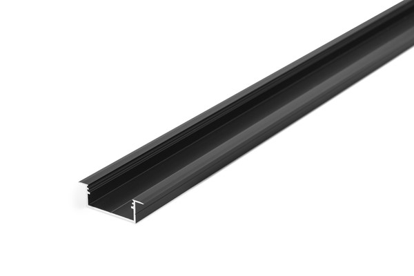 Picture of LED profile VARIO30-06 ACDE-9/U9 1000 black anod.