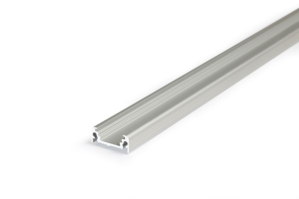 Picture of LED profile SURFACE10 BC/UX 1000 anodizat