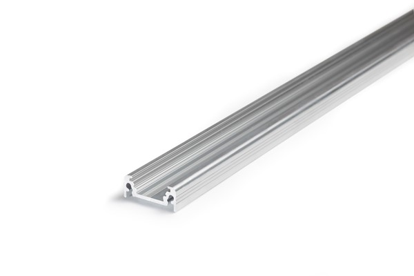 Picture of LED profile SURFACE10 BC/UX 2000 aluminiu brut