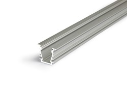 Picture of LED profile DEEP10 BC/UX 2000 anodizat