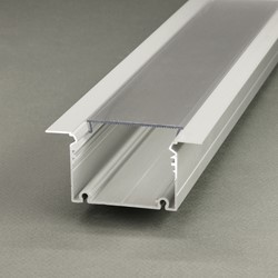 Picture of LED profile PHIL RECESSED  A/Z 2000 anodizat